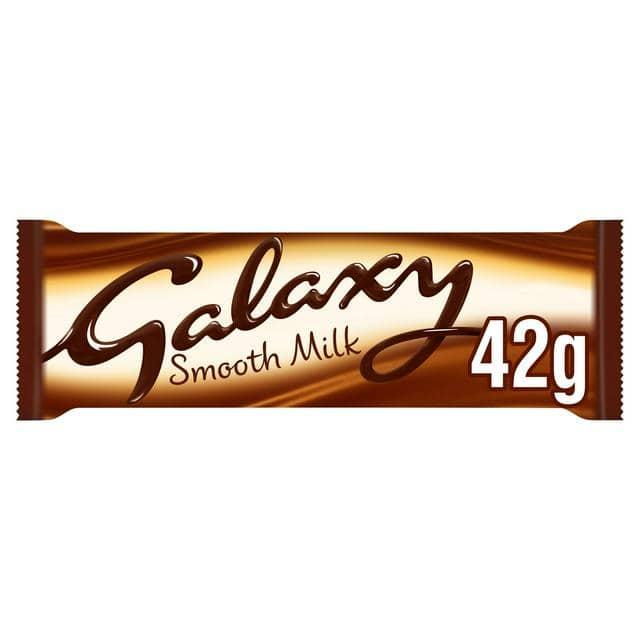 شکلات گلکسی خالص 36 گرم