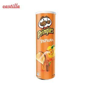 چیپس پرینگلز 165 گرم طعم پاپریکا