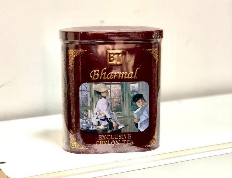 چای ساده بارمال قوطی 500گرم