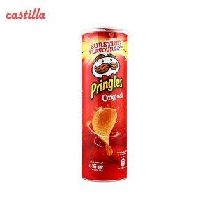 چیپس پرینگلز 165 گرم طعم اورجینال