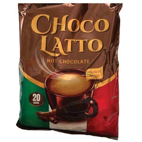 هات شکلات ترابیکا بسته 20 عددی