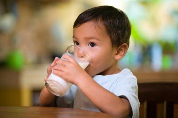شیر برای کودکان