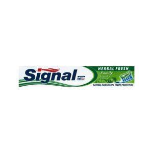 خمیردندان سیگنال Signal HERBAL FRESH