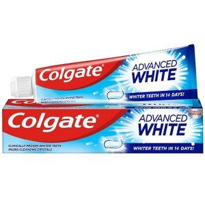 خمیر دندان کلگیت colgate ADVANCED WHITE