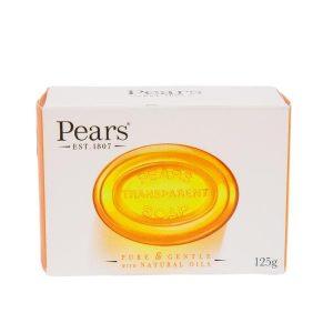 صابون پیزر pears شفاف کننده