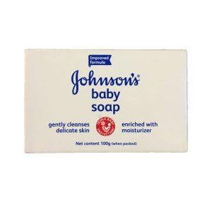 صابون جانسون Johnson's مناسب برای بچه ها
