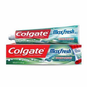 خمیر دندان کلگیت colgate CLEAN MENT