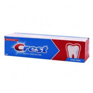 خمیر دندان کرست crest EXTRA FRESH