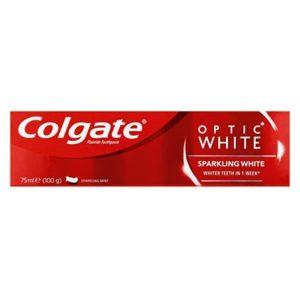 خمیر دندان کلگیت colgate SPARKLING WHITE