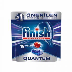 قرص ماشین ظرفشویی فینیش مدل Quantum بسته 15 عددی
