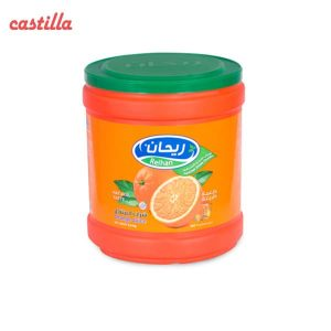 پودر شربت ریحان طعم پرتقال وزن 2.5 کیلوگرم