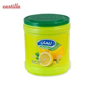 پودر شربت ریحان طعم لیمو وزن 2.5 کیلوگرم