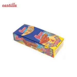 شکلات بریک دو انگشتی بسته 28 عددی