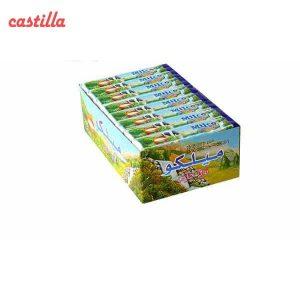 تافی شیر گاوی الصیداوی بسته 24 عددی