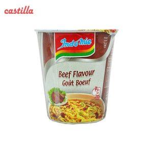 سوپ رشته لیوانی اندومی طعم گوشت وزن 60 گرم
