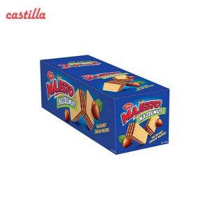 ویفر شکلاتی تیفانی ماجیستو بسته 24 عددی