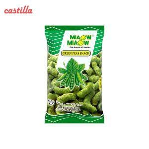 چیپس میو میو طعم نخود سبز وزن 60 گرم