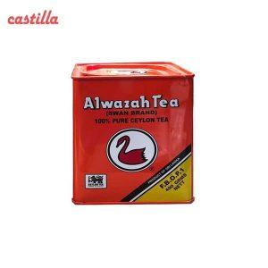 چای قوطی الوزه ساده وزن 400 گرم