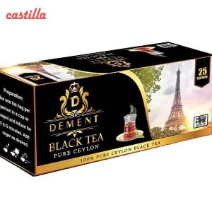 چای مشکی تی بگ دیمنت 25 عددی