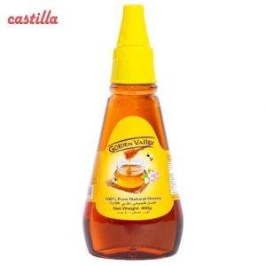 عسل پمپی گلدن والی حجم 400 گرم