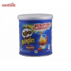 چیپس پرینگلز کوچگ 40 گرم طعم کچاپ