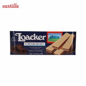 ویفر لواکر با طعم شکلات وزن 175 گرم