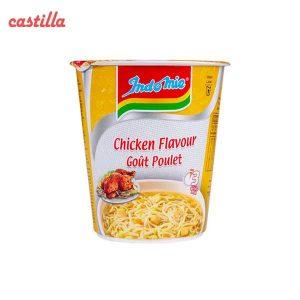 سوپ رشته لیوانی اندومی طعم مرغ وزن 60 گرم
