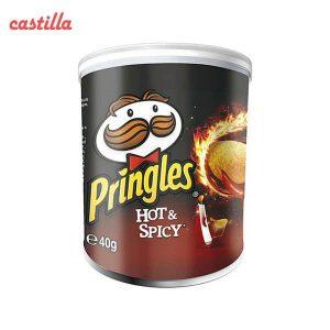 چیپس پرینگلز کوچگ 40 گرم طعم اورجینال تند