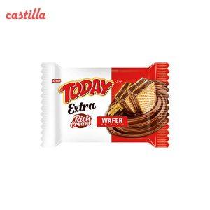 ویفر شکلات فندقی تودی اکسترا وزن 50 گرم