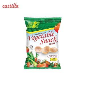چیپس میو میو طعم سبزیجات وزن 60 گرم