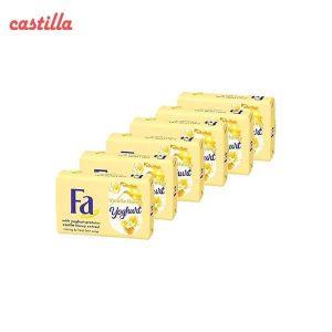 صابون فا FA مدل Yoghurt بسته 6 عددی