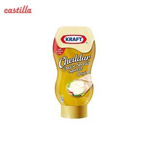 پنیر چدار فشاری کرافت وزن 440 گرم