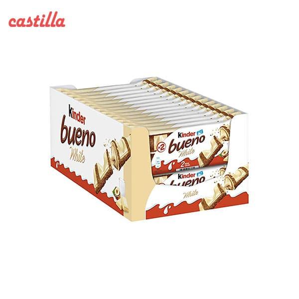 شکلات کیندر بوینو با روکش شیری بسته 30 عددی