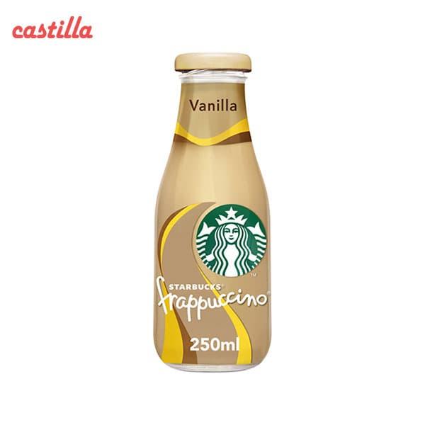 نوشیدنی فراپاچینو استارباکس طعم وانیل – 250 میلی لیتر