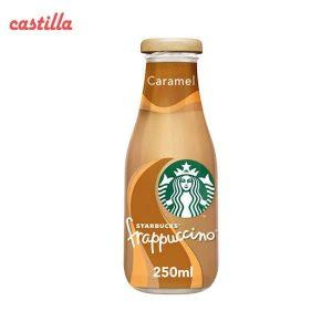 نوشیدنی استارباکس فراپاچینو طعم کارامل - 250 میلی لیتر