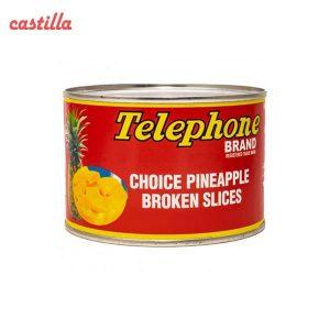 کمپوت آناناس تلفن 453 گرم