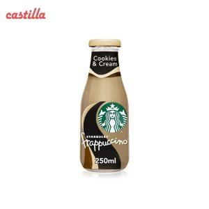 نوشیدنی استارباکس فراپاچینو طعم کوکی و کرم - 250 میلی لیتر