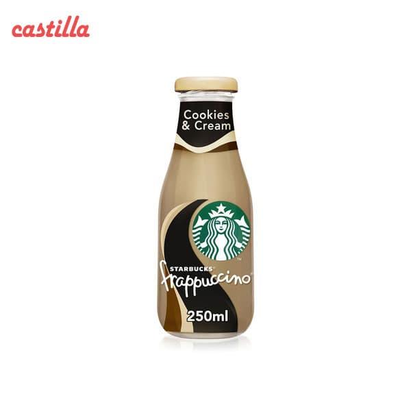 نوشیدنی استارباکس فراپاچینو طعم کوکی و کرم – 250 میلی لیتر