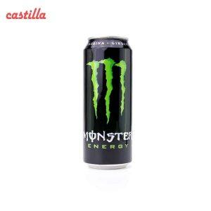نوشیدنی انرژی زا مشکی مانستر - 500 میلی لیتر
