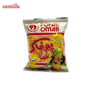 پفک عمان وزن 12 گرم